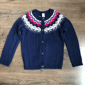 Carter's Cardigan sweater